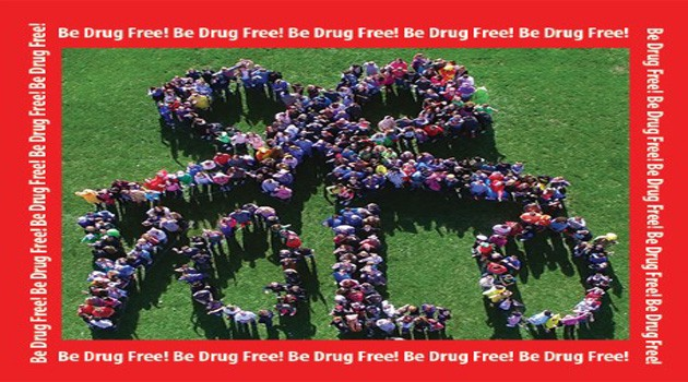 Junior High Stands Against Drugs