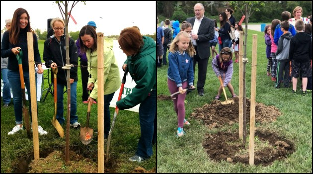 Lexington Arbor Day