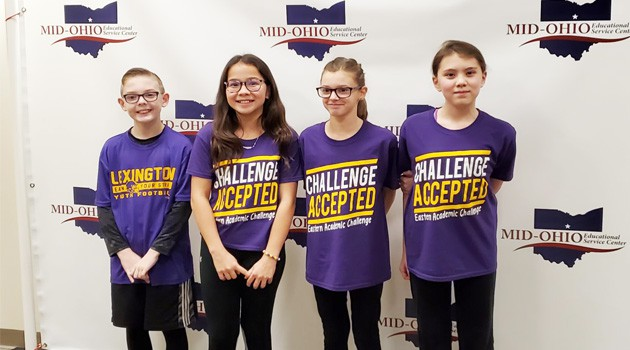 5th Grade Academic Challenge Team