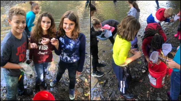 5th Grade Annual Trip to Watsons Woods