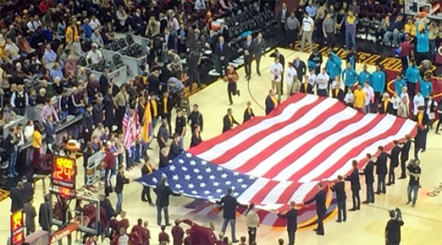 Pack 152 Presenting Colors - Cavs Game