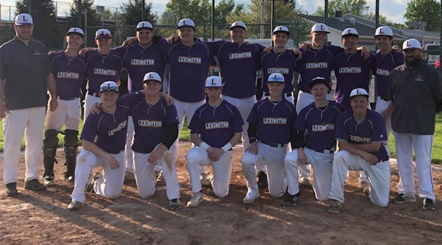 Varsity Baseball Team 2019 OCC Co-Champions