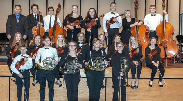 2019 OMEA East Central Regional Orchestra