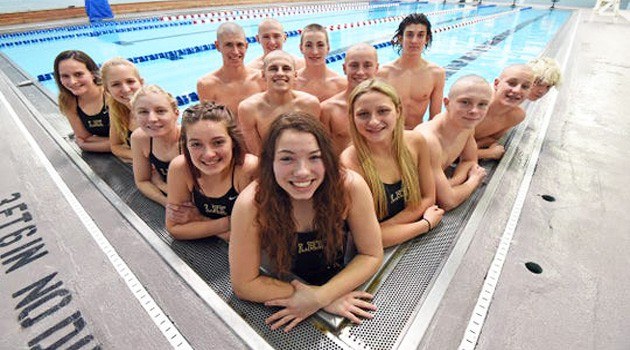 Lexington Swimmers Qualify for State