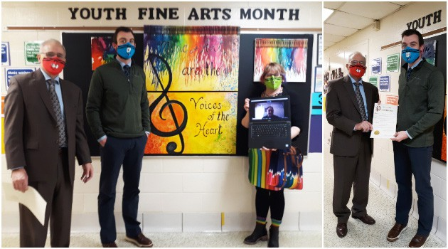 Eastern Fine Arts Month