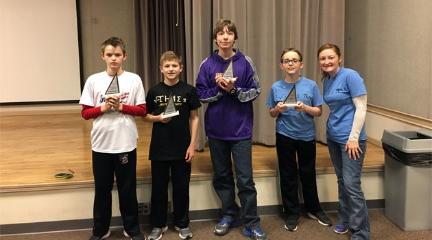 Junior High MathCounts Team