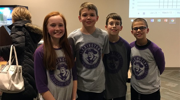 5th Grade Academic Challenge Teams Earns First Place