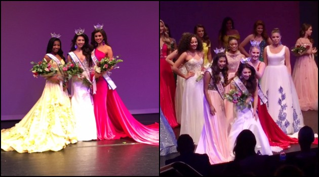 Gabriella M. Crowned Miss Ohio High School 2019