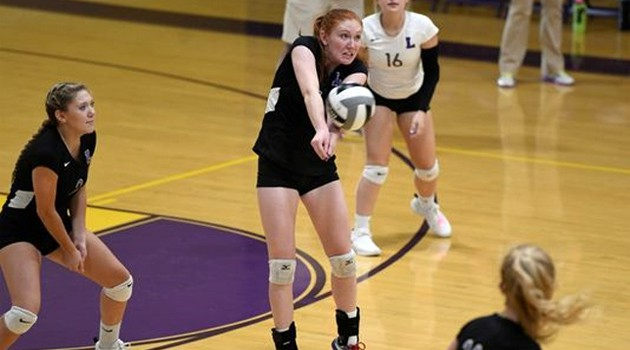 Amelia M. Earned Honorable Mention All-Ohio in Volleyball