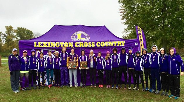Cross Country Teams Districts 2018