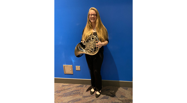 Mikinzi P. - All State Band