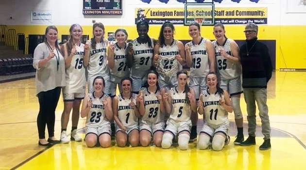 Girls Basketball 19-20 OCC Champions