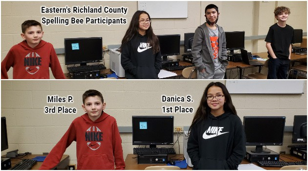 2021 Richland County Spelling Bee