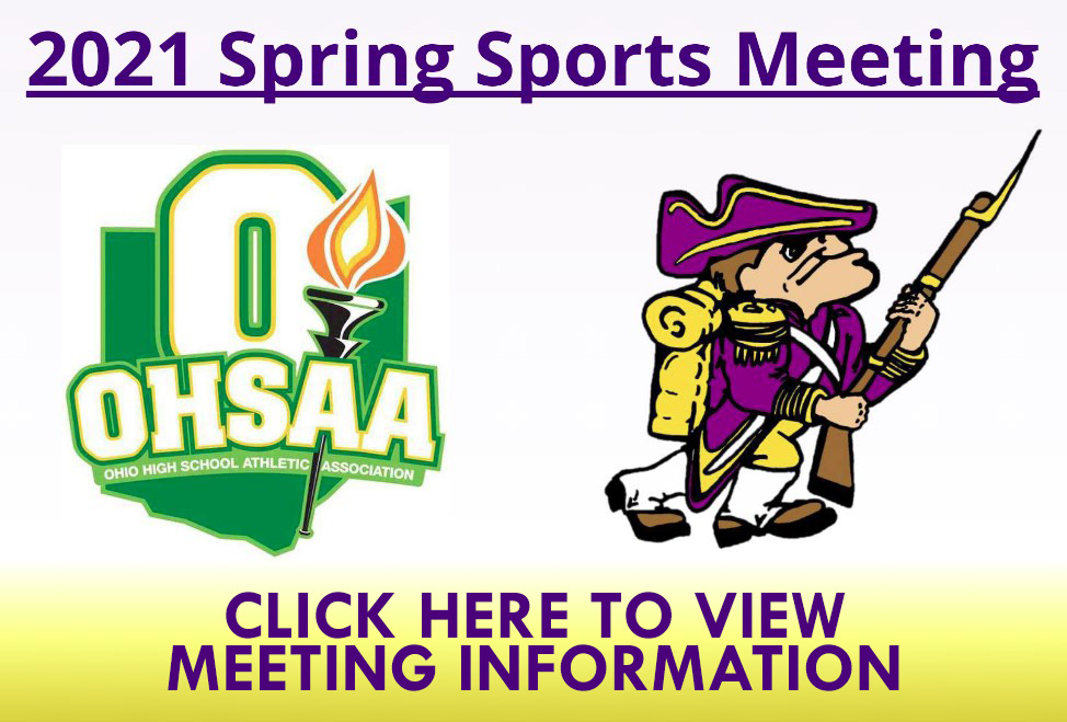 2021SpringSportsMeeting